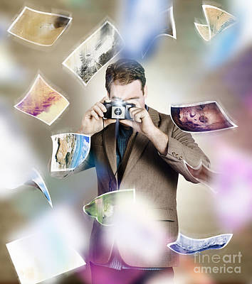 Electronics Photograph - Photography Competition by Jorgo Photography - Wall Art Gallery