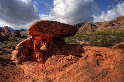 Photograph - Piano Rock by Stephen Campbell