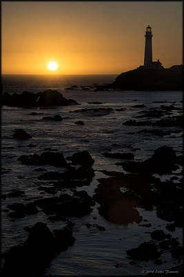 Photograph - Pigeon Point Lighthouse by Erika Fawcett