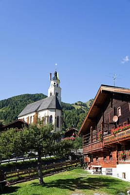Pilgrimage Photograph - Pilgrimage Church Maria Schnee by Martin Zwick