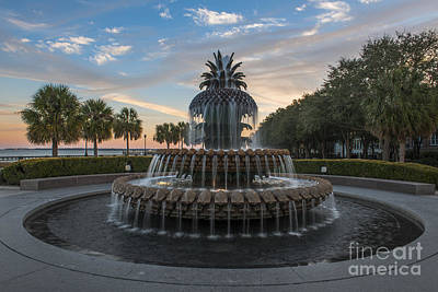 Photograph - Waterfront Park Sunset by Dale Powell