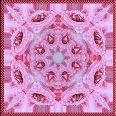 Digital Art - Pink Parfait by Charmaine Zoe