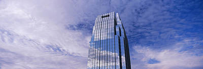 Davidson County Photograph - Pinnacle At Symphony Place Building by Panoramic Images