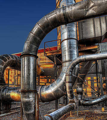 Photograph - Pipes  by Rick Mosher
