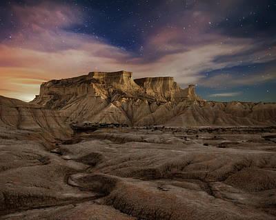 Cliffs Wall Art - Photograph - Piskerra by Martin Zalba