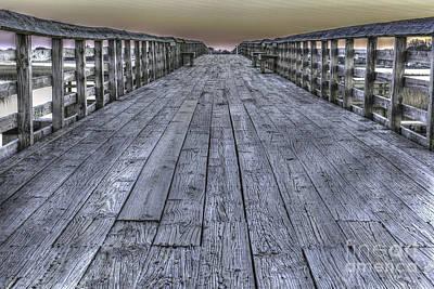 Photograph - Pitt St Bridge by Dale Powell