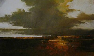 Steele Painting - Plateau by Darryl Steele