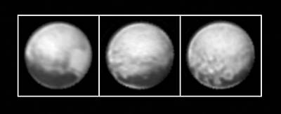 Trio Photograph - Pluto by Nasa/johns Hopkins University Applied Physics Laboratory/southwest Research Institute