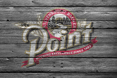 Hop Photograph - Point Special Beer by Joe Hamilton