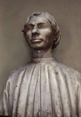 Statue Portrait Photograph - Pollaiolo, Antonio Benci, Called by Everett