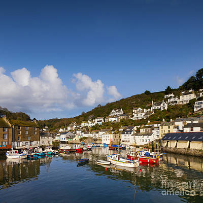 Photograph - Polperro Cornwall England by Colin and Linda McKie