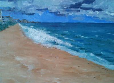 Pompano Beach Original by Laura Inniger