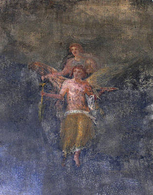 Painting - Pompeii Angels by Patrick J Osborne