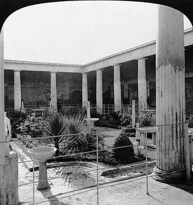 Pompeii Painting - Pompeii House Of The Vettii by Granger