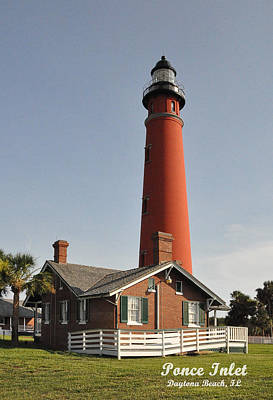 Photograph - Ponce Inlet by John Black