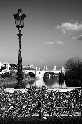 Photograph - Ponte Milvio by Fabrizio Troiani