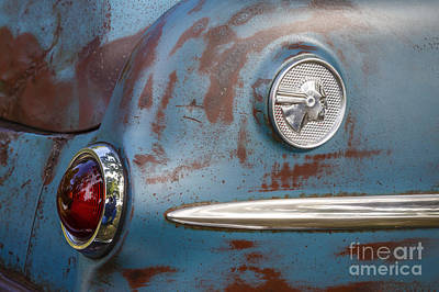Photograph - Pontiac Patina by Dennis Hedberg