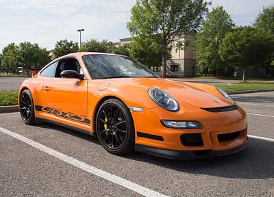 Gt3 Rs Photograph - Porsche by Scott Carr