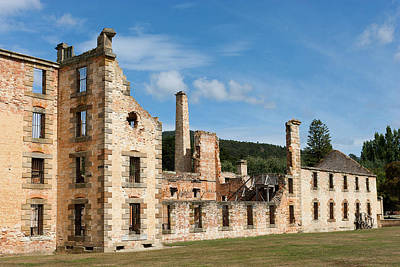 Port Arthur Historic Site Art Print by Martin Zwick