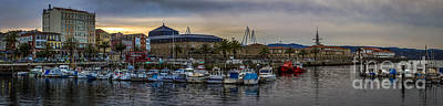 Photograph - Port Of Ferrol Galicia Spain by Pablo Avanzini