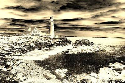 Portland Head Lighthouse Original