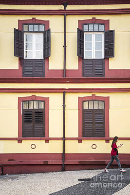 Aloha For Days - Portuguese Colonial Architecture In Macau China by JM Travel Photography