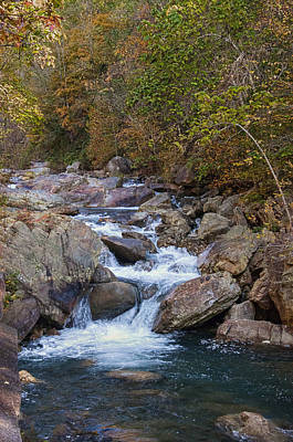 Photograph - Possum Creek by Barry Cole