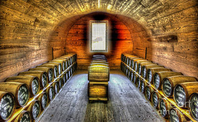 Photograph - Powder Room by Dale Powell