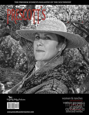 Photograph - Prescott's Western Women by Sandra Selle Rodriguez