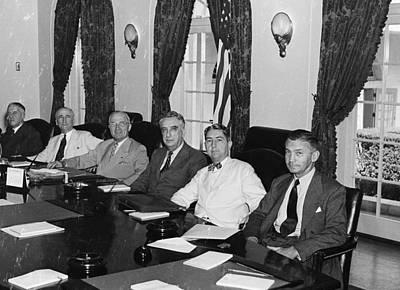 Harry James Photograph - President Harry S. Truman by Everett