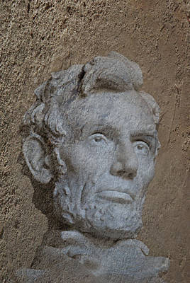 Whitehouse Photograph - President Lincoln by Skip Willits