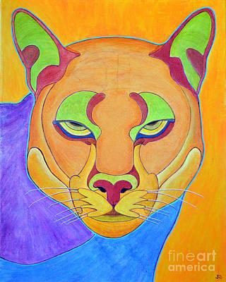 Puma 1 Art Print