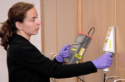 Response Photograph - Radiation Emergency Response Training by Public Health England