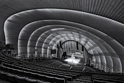 New York City Photograph - Radio City Music Hall Theatre by Susan Candelario