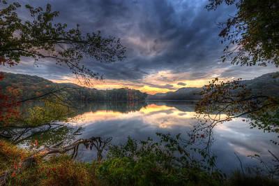 Radnor Photograph - Radnor Lake Sunrise by Malcolm MacGregor