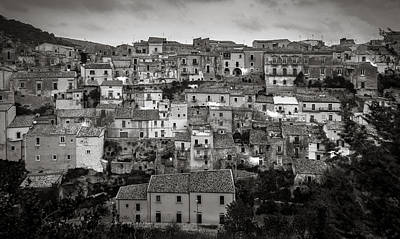 Photograph - Ragusa by Andy Bitterer