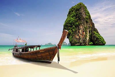 Photograph - Railay Beach by Patrick Foto