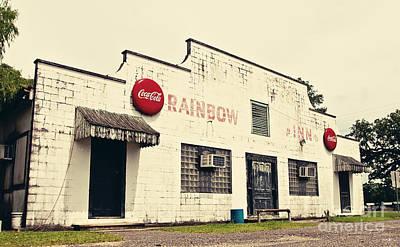 Rainbow Inn Art Print by Scott Pellegrin