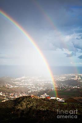 Photograph - Rainbow by Kati Molin