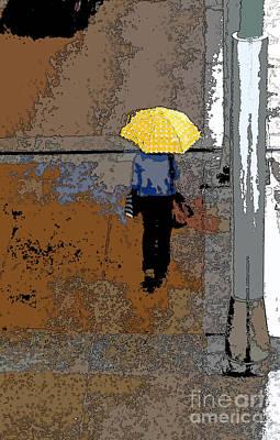 Rainy Day Photograph - Rainy Days And Mondays by David Bearden