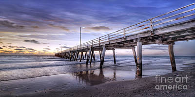 Photograph - Ready Jetty Go by Shannon Rogers