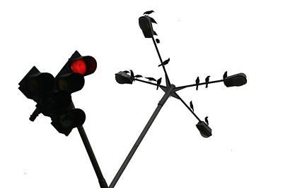 Pole Position Photograph - Ready To Go by Renato Sensibile