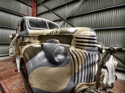 Photograph - Ready To Roll by Wayne Sherriff