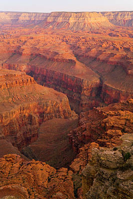 Photograph - Grand Canyon From Kanab Point by Yva Momatiuk John Eastcott