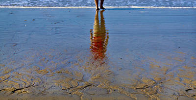 Photograph - Reflections  by Debbie Cundy
