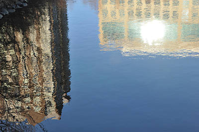 Photograph - Reflections by Joanne Brown