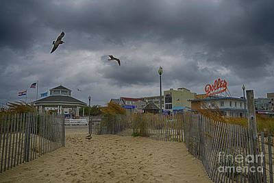 Rehoboth Photograph - Rehoboth Beach De 13 by Jack Paolini