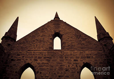 Baptism Photograph - Religious Ruins by Jorgo Photography - Wall Art Gallery