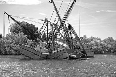 Photograph - Remnants Of Katrina by Donna Proctor