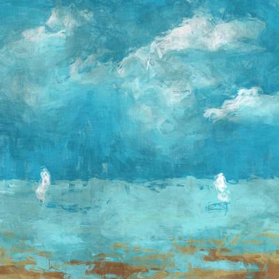 Boating Digital Art - Restless Waters by David G Paul